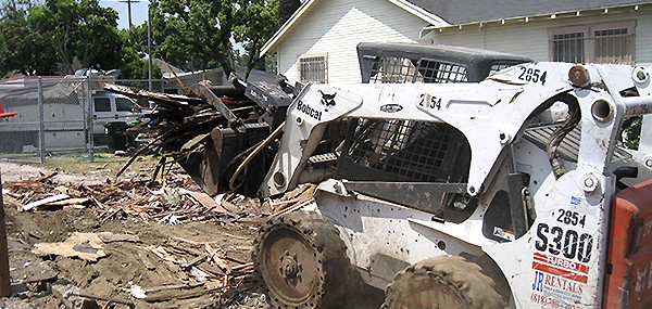 Professional Demolition Services
