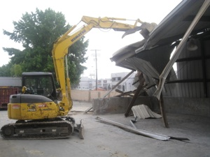Los Angeles Commercial Demolition