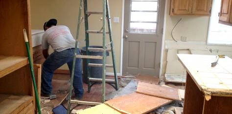 Kitchen Demolition Services Los Angeles