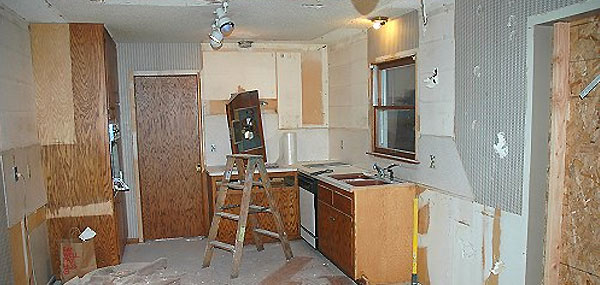 Kitchen Demolition Tips from a Demolition Contractor