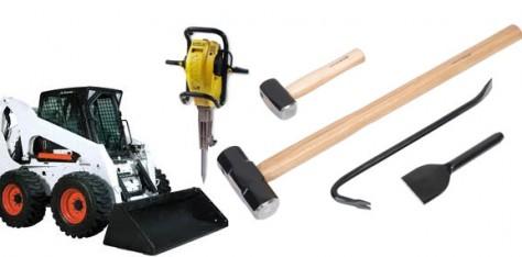 Demolition Tools You Need