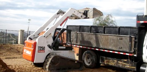 Deconstruction Demolition is Also Your Dirt Removal Specialist