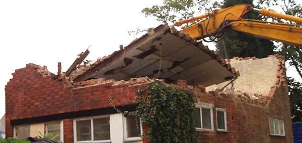 How Demolish a Roof