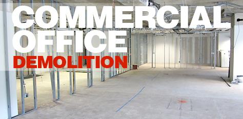 Warehouse & Office Demolition