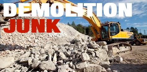 Demolition Junk