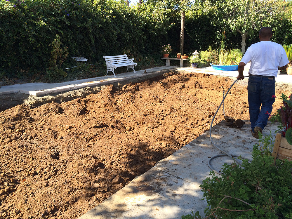 Swimming pool removal demolition services 888 666 8808 los angeles demolition contractor for Swimming pool demolition los angeles