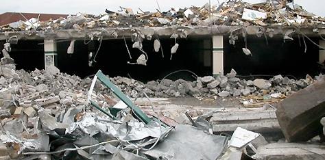 Construction Debris Recycling