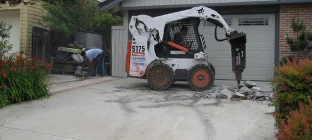 Driveway Demolition Services