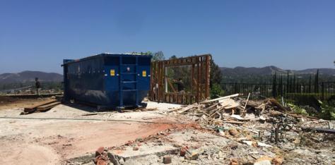 Demolition Cleanup Services